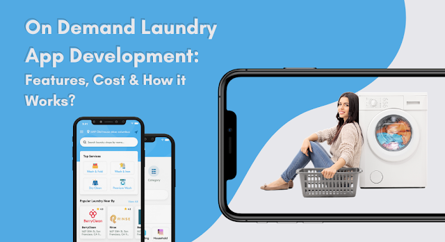 on demand laundry app development