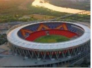 सरदार पटेल स्टेडियम का नाम नरेंद्र मोदी स्टेडियम किये जाने का तीव्र विरोध   #NayaSaberaNetwork