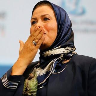La Marocaine Latifa Ibn Ziaten, candidate au prix Nobel 2018