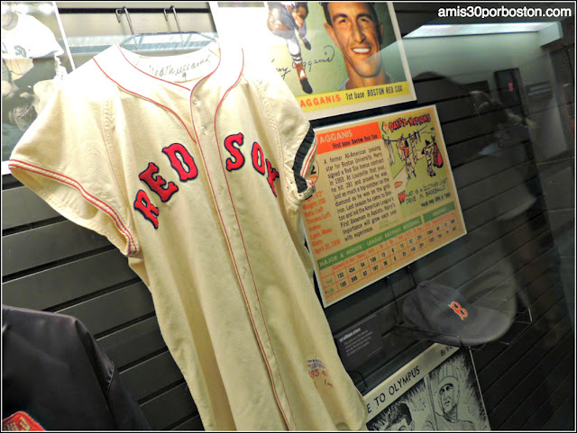 Red Sox TD Garden Museo
