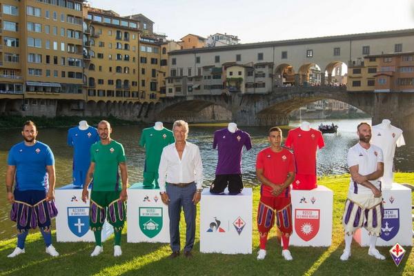 Camiseta Fiorentina NIKOLA MILENKOVIC