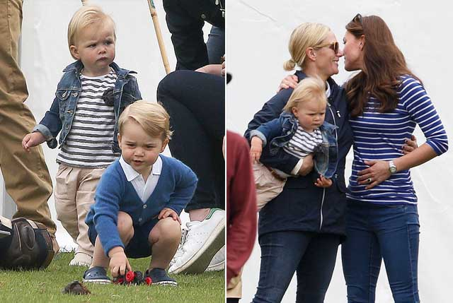 An Introduction To Mia Grace Tindall What Royal Babies Wore