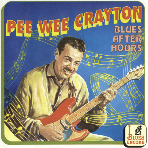Apologise, but, Pee wee crayton discography