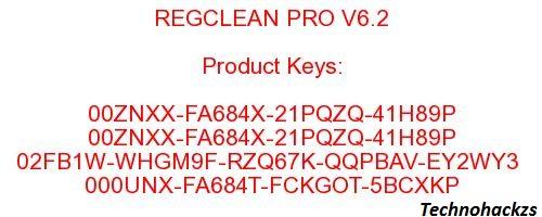 regclean pro serial