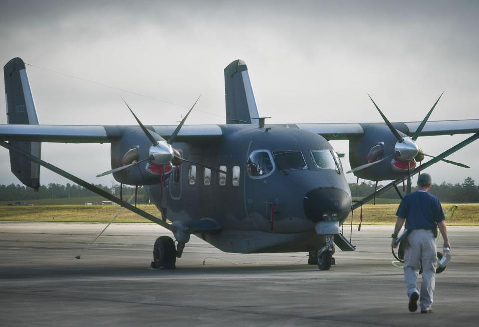 Літак Антонова для американських спецпризначенців