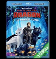 CÓMO ENTRENAR A TU DRAGÓN 3 (2019) 1080P HD MKV ESPAÑOL LATINO