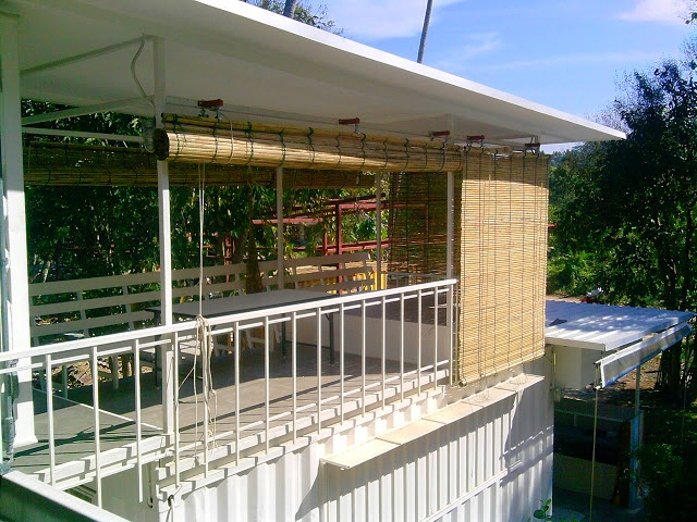 Shipping Container Home Design for Hot Climate, Thailand 2