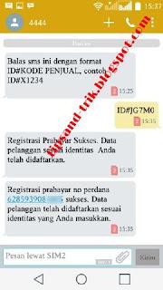 Cara Registrasi Aktifasi Kartu Perdana XL Terbaru