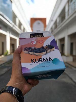 Packaging Premium Kurma