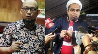 Mantan Staf KSP: Coba Telusuri Perkawanan Ali Ngabalin Dengan Novel Baswedan...