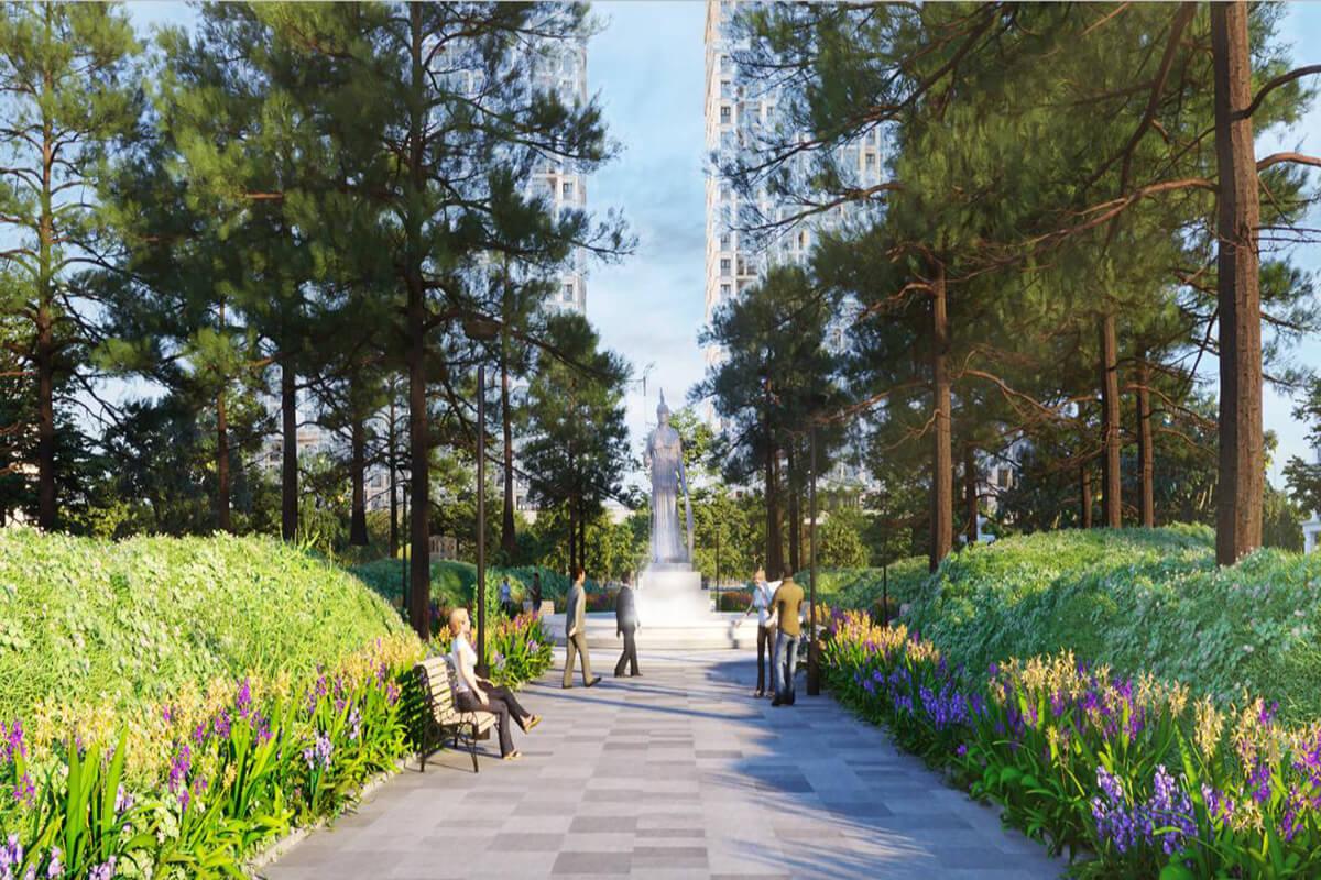 The Jade Orchid Garden Cổ Nhuế