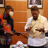 Kunker ke Kesultanan Sumenep, Ketua DPD RI Siap Perjuangkan Eksistensi Raja-Sultan di Nusantara