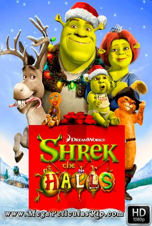Shrek Ogrorisa La Navidad [1080p] [Latino-Ingles] [MEGA]