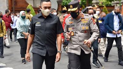 Komisi III Apresiasi Kinerja Polda Bali Tangani Covid-19