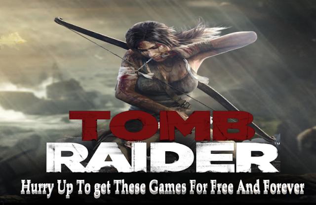 Tomb Raider 2013 game