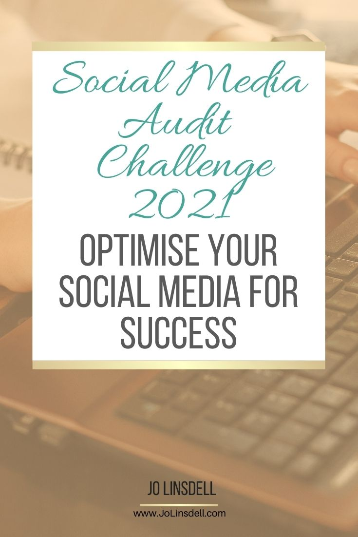 The Social Media Audit Challenge 2021 #SMAudit2021