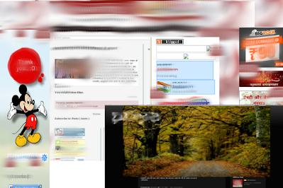 Web design in Hindi blogs