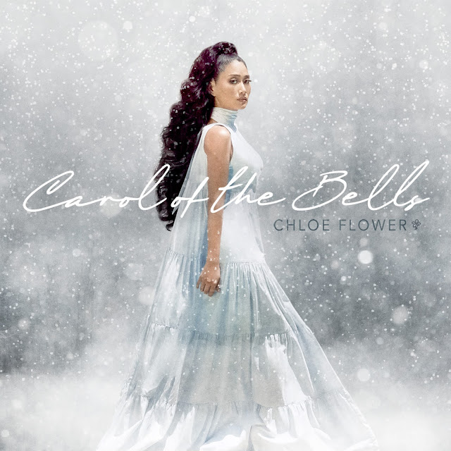 """Chloe Flower Brings a Touch of Hollywood Glam In New Holiday Music Video """"Carol Of The Bells"""""""
