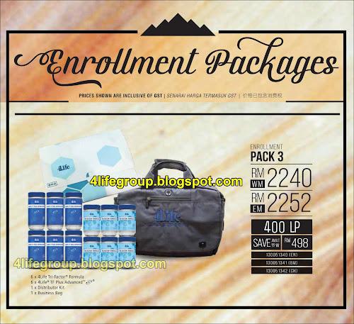 foto Pek Enrollment 3 4Life Malaysia
