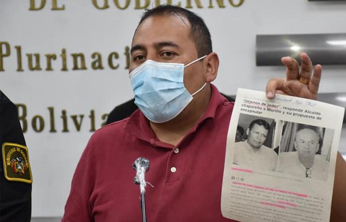 Viceministro  confirmó Covid positivo del alcalde de Entre Ríos que insultó a un Ministro / MINISTERIO DE GOBIERNO