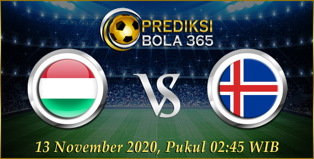 Prediksi Hungary vs Iceland 13 November 2020