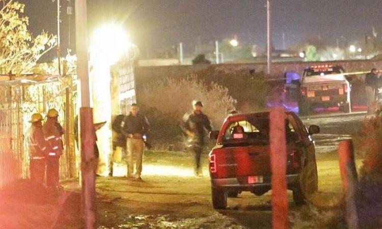 Localizan a cuatro personas ejecutadas y  calcinadas en Ciudad Juárez, Chihuahua