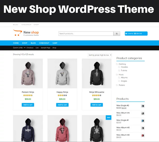 new shop wordpress theme, free woocommerce theme, best free wordpress themes for ecommerce, new shop wordpress theme free download, wordpress