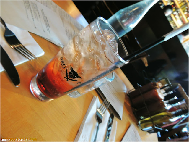 Labor Day Road Trip a Vermont: Shirley Temple del Prohibition Pig