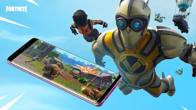 رسميا لعبة Fortnite أصبحت متوفرة للجميع على الهواتف الذكية بنظام Android و هذا رابط التحميل ..
