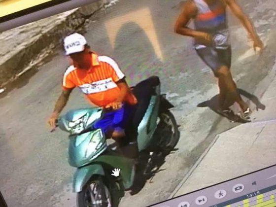 Funcionário da Cagece é assaltado por deficiente visual e homem com perna amputada
