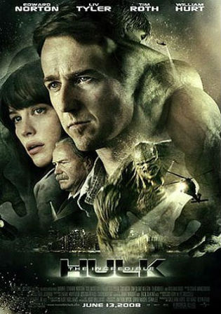 The Incredible Hulk 2008 BluRay 850Mb Hindi Dual Audio 720p Watch Online Full Movie Download bolly4u