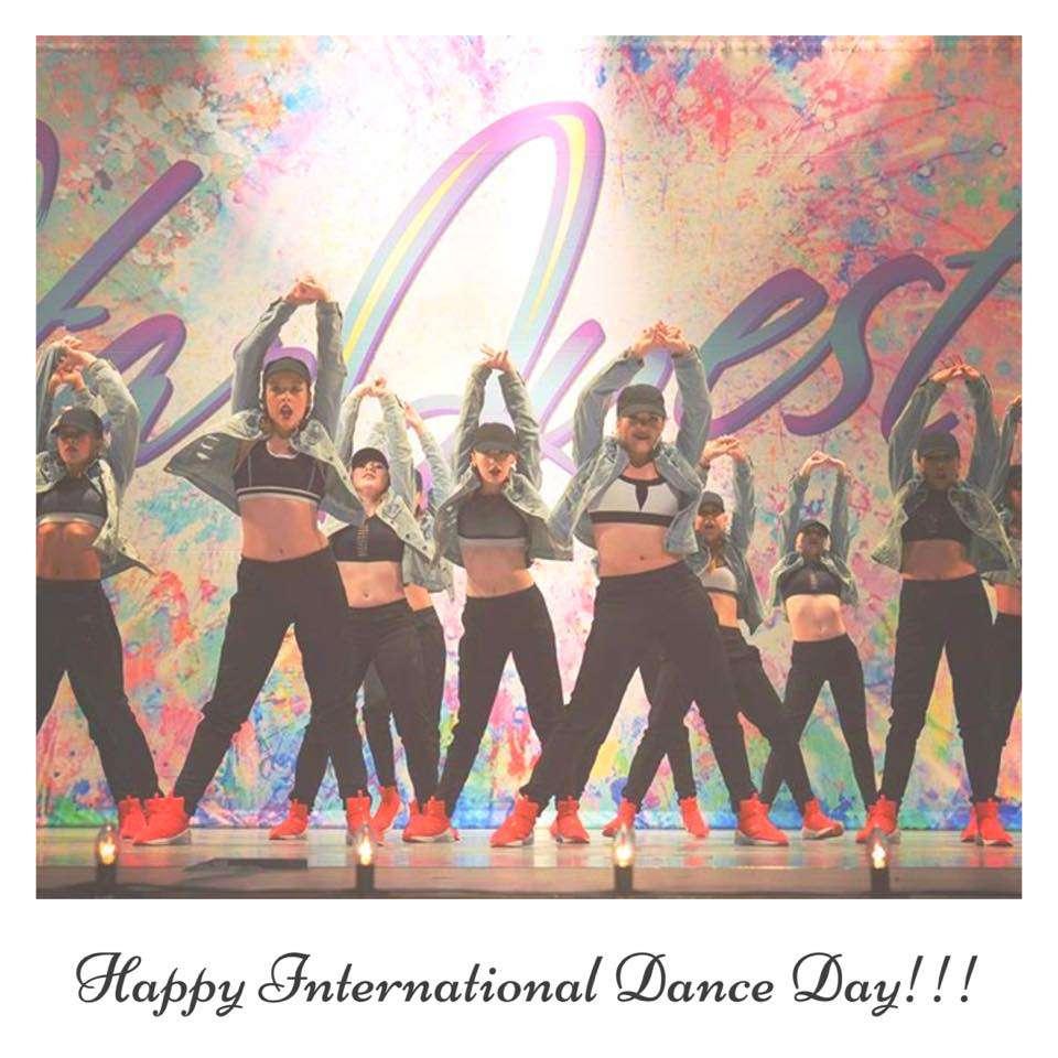 International Dance Day Wishes for Whatsapp