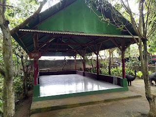 Saung Gorila Kapasitas 120 Orang, Biaya Kebersihan 100.000
