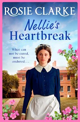Nellie's Heartbreak by Rosie Clarke book cover