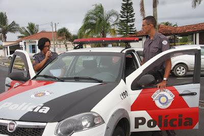 POLÍCIA MILITAR DE REGISTRO-SP PRENDE HOMEM QUE AGREDIU COMPANHEIRA COM UMA PÁ E UMA FACA DE COZINHA