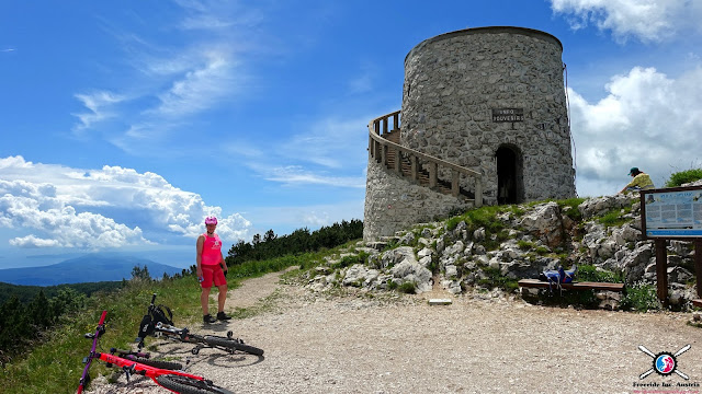 Die schönsten Trails Kroatiens mtb