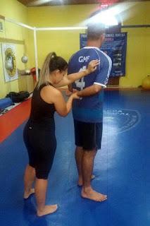 Guarda Municipal de Florianópolis (SC) realiza curso gratuito de defesa pessoal para mulheres