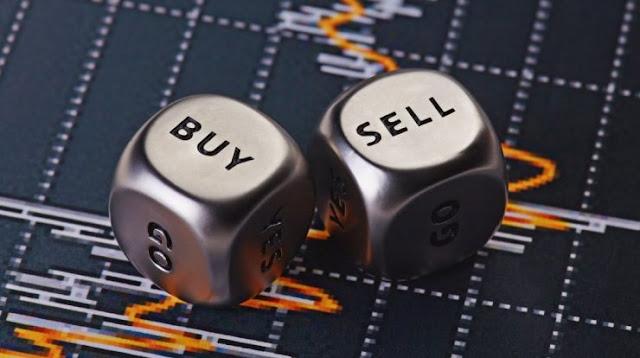 contoh jual beli saham