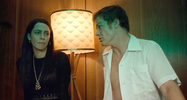 Rebecca Hall Michael C. Hall Antonio Campos | Christine