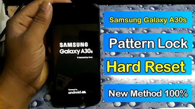 Samsung Galaxy A30s Pattern Lock Remove || Hard Reset || Password Forgot New Method 100%  Done