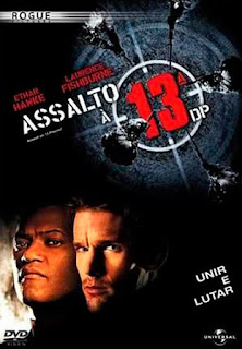 Assalto à 13ª DP - BDRip Dual Áudio