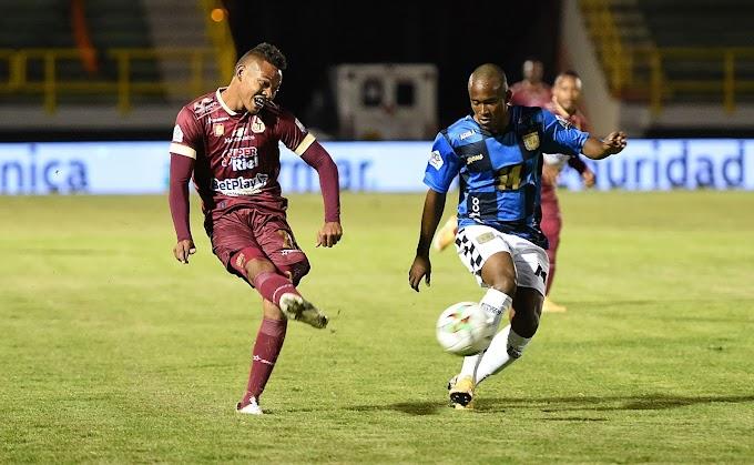 ¡Penoso! DEPORTES TOLIMA perdió ante el penúltimo de la Liga BetPlay 1 2021 y candidato al descenso: Boyacá Chicó
