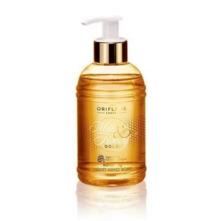 Milk & Honey Gold Softening Liquid Hand Soap