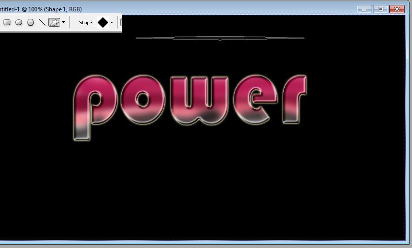 Membuat efek teks glow keren dengan photoshop | Ini Tutorial Photoshop | Blog tutorial photshop ...