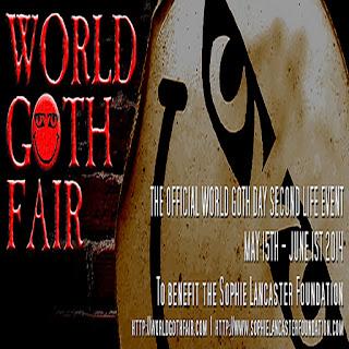 Worl Goth Fair 2014