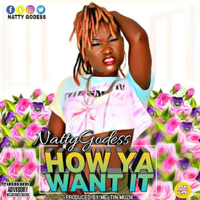 Natty Godess - How Ya Want It Prod By Meltin Muzik