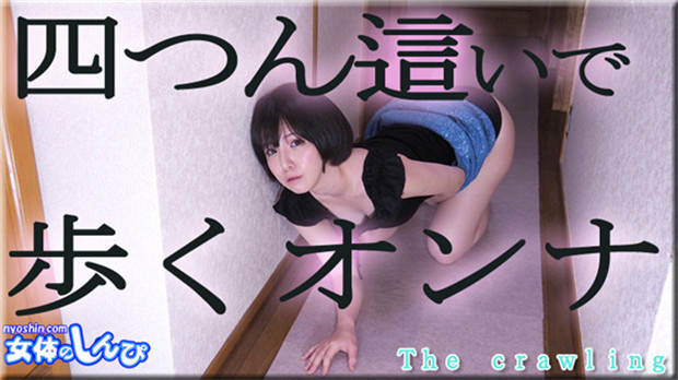 Nyoshin n2052 女体のしんぴ n2052 かな / 四つん這いで歩くオンナ / B: 84 ...