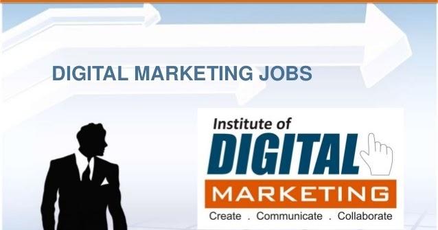 Digital Marketing Jobs In Bangalore