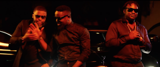 "VIDEO: Larry Gaaga ft. Wande Coal & Sarkodie – ""Wonderful"""