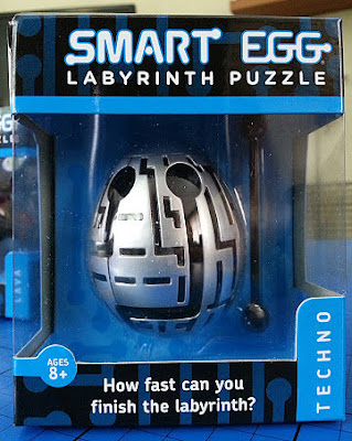 Smart Eggs Labyrinth Puzzles Review